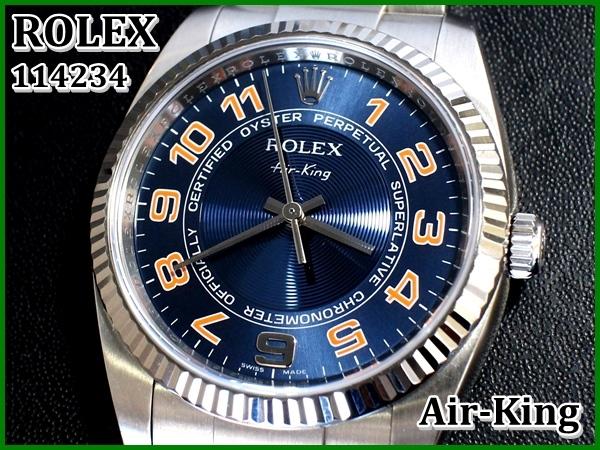 ROLEX 114234