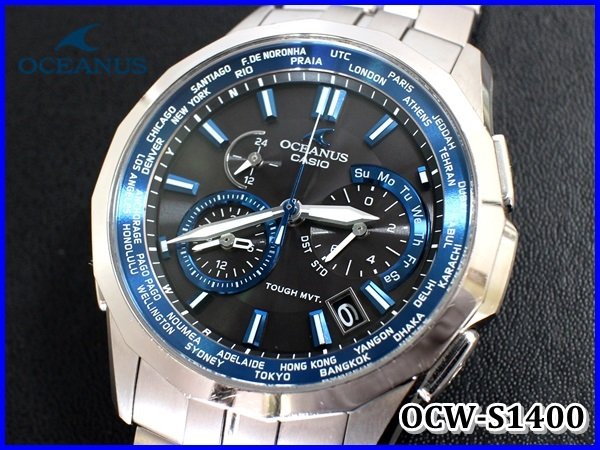 CASIO OCW-S1400