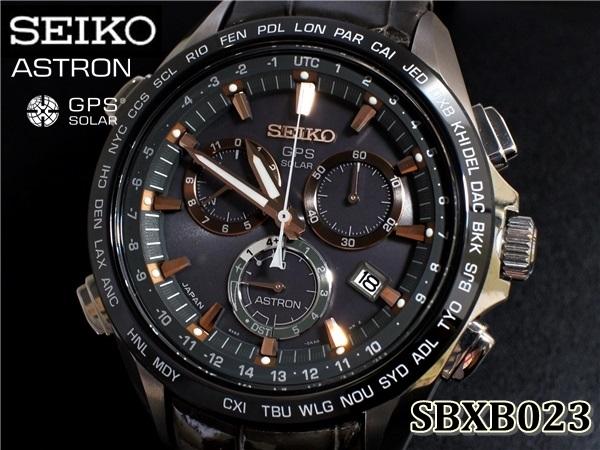 SEIKO SBXB023