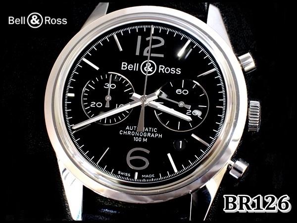 ベル&ロス BR126