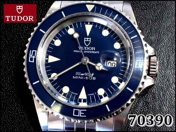 TUDOR 70390 ミニサブ