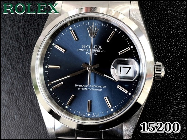 new product 24485 3040f ROLEX 15200 パーペチュアルデイト美品【Oyster Perpetual Date ...