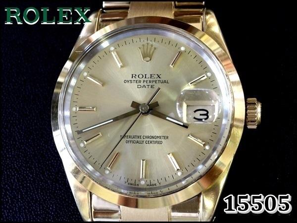 ROLEX 15505