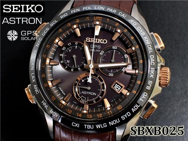 SEIKO SBXB025