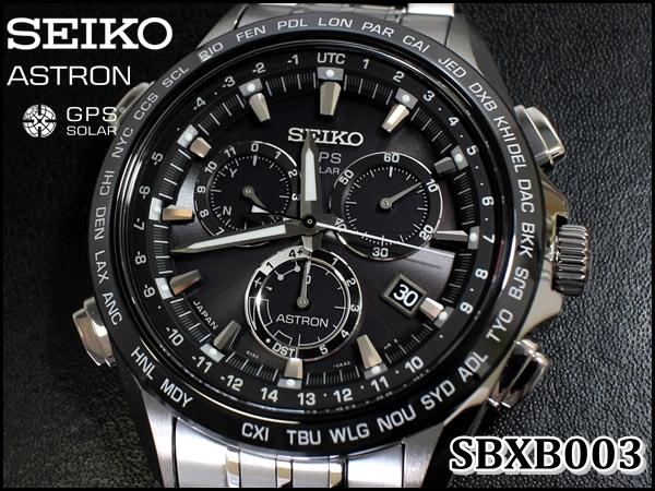 SEIKO SBXB003