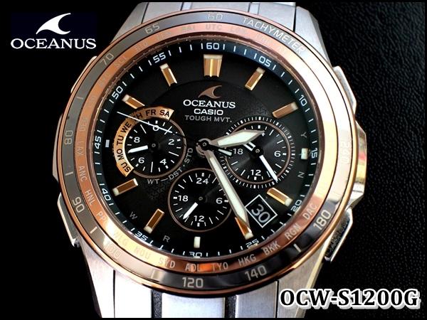 カシオ OCW-S1200G-1AJF