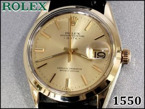 ROLEX  1550