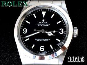 ROLEX 1016