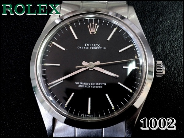 ROLEX 1002