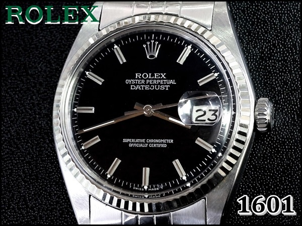 ROLEX 1601