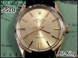 ROLEX 5520